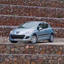 Peugeot 207 Hatchback 1.4 Envy