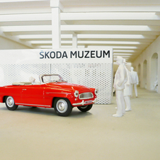 Skoda prepared these sample images using toys and models