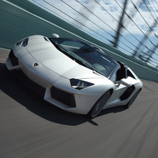 The Aventador Coupe and Roadster are sold out for 2014
