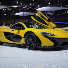 The next McLaren will share an engine and transmission with other McLarens