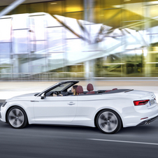 Audi A5 Cabriolet 2.0 TFSI S tronic