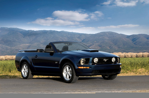 Ford Mustang GT Convertible Automatic