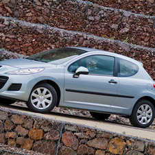 Peugeot 207 Hatchback 1.4 HDi Access