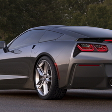 Chevrolet Corvette Stingray LT1
