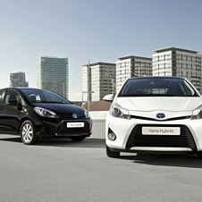 Hybrids are proving especially popular with sales up 47% for the year and make up 18% of total sales