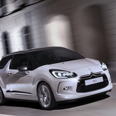 Citroën DS3 1.6 e-HDi Airdream Be Chic
