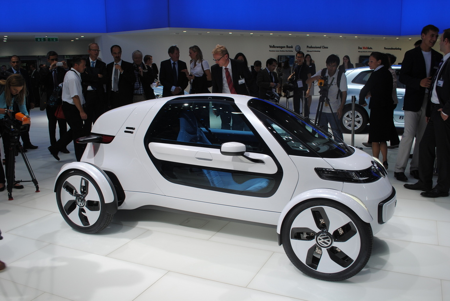 Volkswagen S Own Electric Concept To Debut At Frankfurt