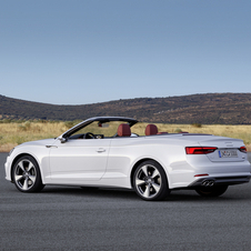 Audi A5 Cabriolet 2.0 TFSI S tronic Design