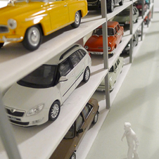 Skoda Museum Scheduled to Open on November 26