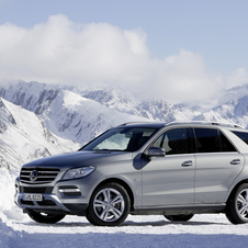 Mercedes-Benz ML 400 4MATIC