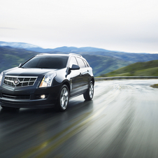 Cadillac SRX AWD Turbo Premium Collection