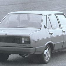 Fiat 131 Supermirafiori 2000 Volumetric Abarth