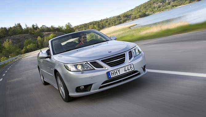 Saab 9-3 2.0t BioPower Convertible
