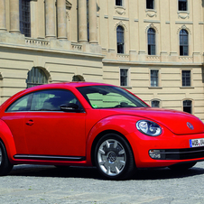 Volkswagen Up and Beetle Recieve 5-Star Euro NCAP Scores