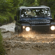 The Defender received farily substantial upgrades last year