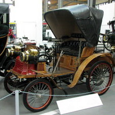 Benz Ideal 4.5 hp