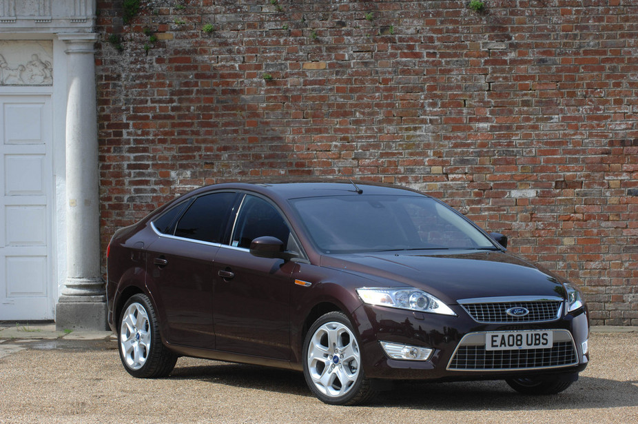 photo courtesy of: Ford. Ford Mondeo 2.0TDCi Titanium X. basic info