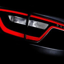 The refreshed Durango will be revealed in New York