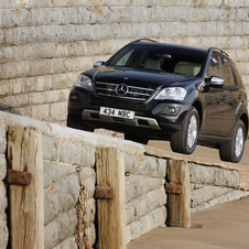 Mercedes-Benz ML300 CDI BlueEFF. Grand Edition