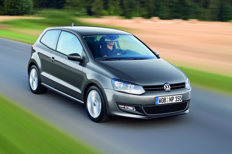 volkswagen polo 1.2 tdi bluemotion technology trendline :: 2