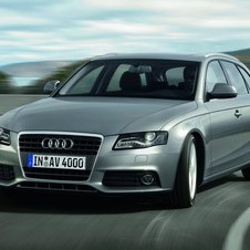 Audi A4 Avant 2.0 TFSI flexible fuel Attraction