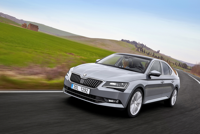 Skoda Superb 1.6 TDI