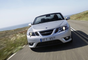 Saab 9-3 2.8 Turbo V6 Convertible