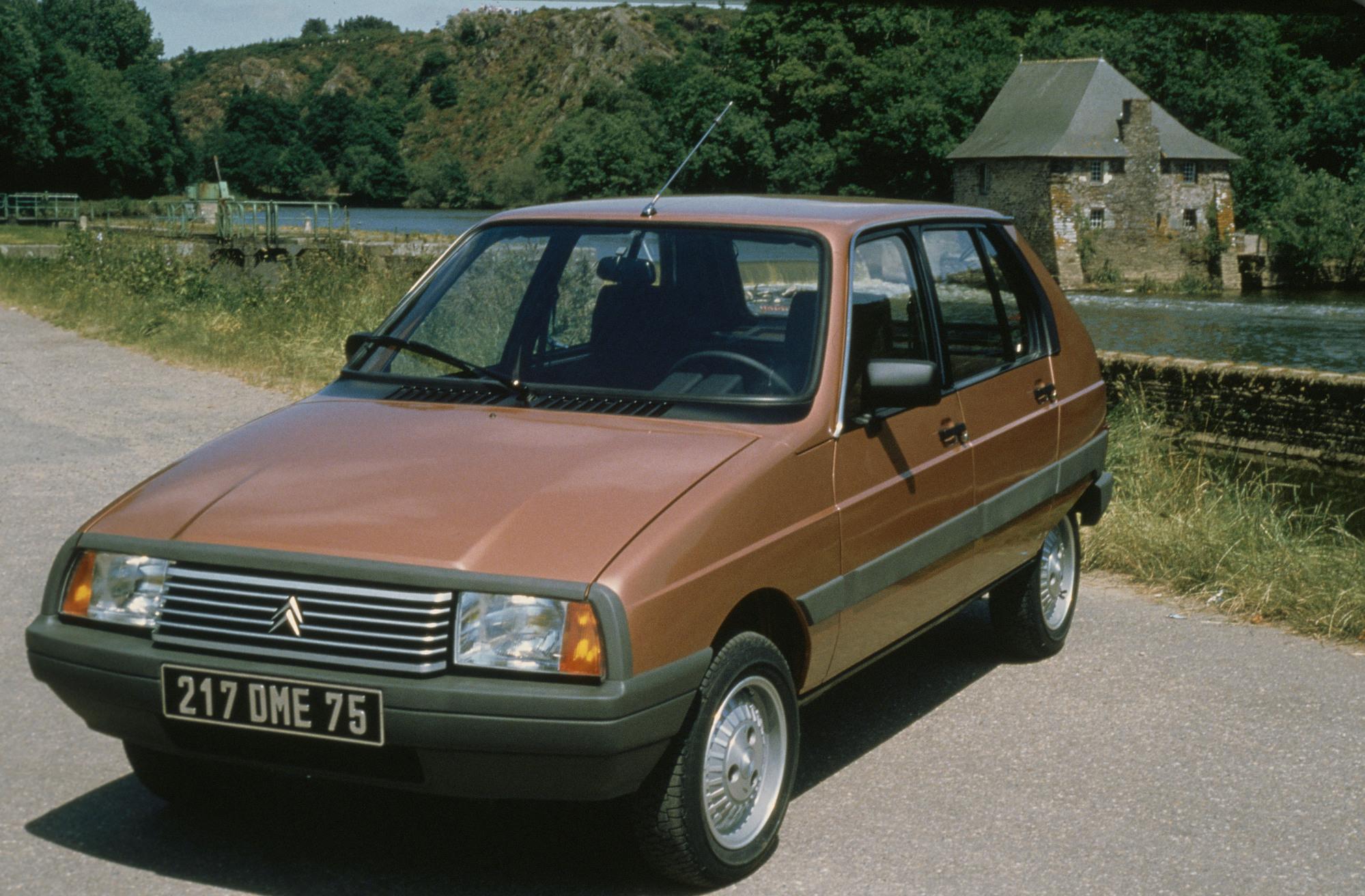 Citroën Visa Super e