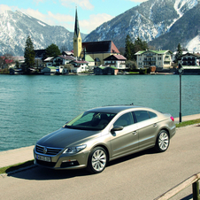 Volkswagen Passat CC 2.0 TDI DSG 140 BlueMotion Technology