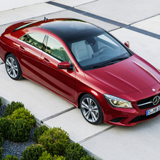 The CLA-Class Shooting Brake will be revealed in 2015