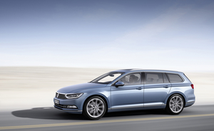 The new Passat will be available with 10 turbocharged direct injection petrol and diesel engines