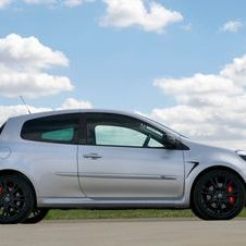 Renault Clio 2.0 RS 200 Silverstone GP