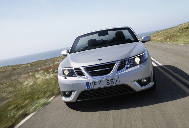 Saab 9-3 2.8 Turbo V6 Convertible Automatic