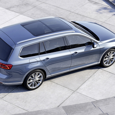 For the first time, the Passat will also be offered in a plug-in hybrid version