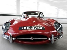 Jaguar E-Type 2+2 Automatic