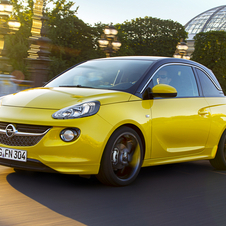 Opel ADAM SLAM 1.2