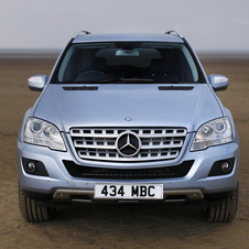 Mercedes-Benz ML300 CDI BlueEFF. Sport