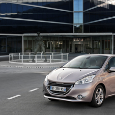 The 208 has already proven to be a success for Peugeot