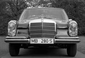 Mercedes-Benz 280 S Limousine 5-Speed