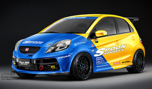 Honda Brio Spoon Sports
