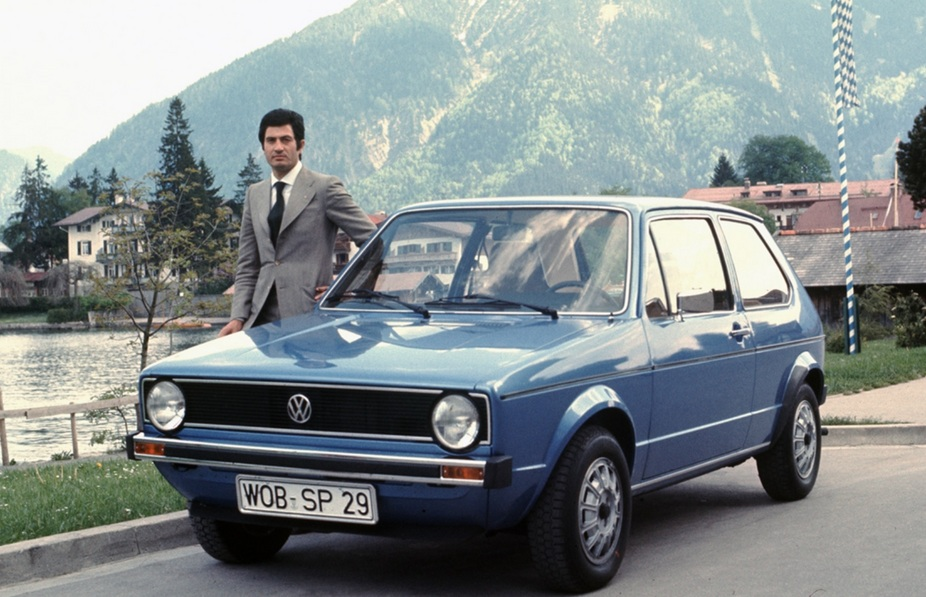 Giugiaro was already a well known designer when he created the Golf, but the design made his from a name into an icon