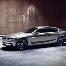 This is the second year that BMW has created a special car for the Villa d'Este