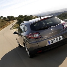 Renault Mégane III Sports Tourer 1.5 dCi 110cv FAP ECO2 AT EDC Dynamique S