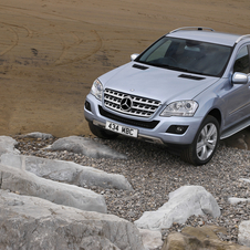 Mercedes-Benz ML300 CDI BlueEFF. SE