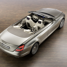 The next S-Class will have five variants - sedan, coupe, convertible, long wheelbase and Pullman limousine