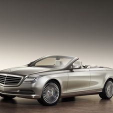 Mercedes already experimented with a S-Class convertible with the Ocean Drive concept