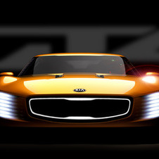 The Kia GT4 Stinger gets a 2.0-liter turbocharged four-cylinder with 315hp