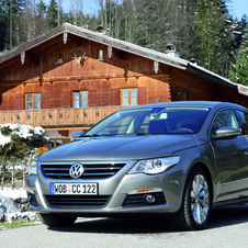 Volkswagen Passat CC 2.0 TDI DSG 170 BlueMotion Technology