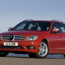 Mercedes-Benz C250 Estate CGI BlueEfficiency Sport