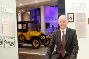Hubertus Troska is the head of China at Daimler